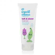 Bath & Shower Gel - Lavender - organic children 200ml