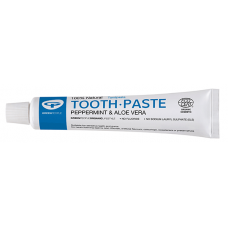 Peppermint & Aloe Vera Toothpaste 50ml