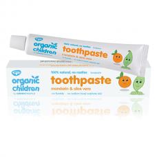 Mandarin Childrens Toothpaste 50ml