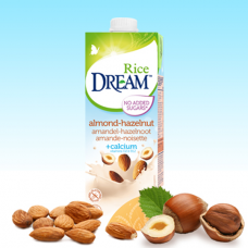 Rice Dream - Almond Hazelnut + calcium 1l