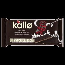 Dark Chocolate Rice Cake Thins 90g