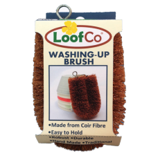 Washing-Up Brush made from coir fibre 40g