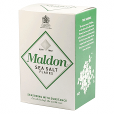 Maldon Sea Salt - carton 250g