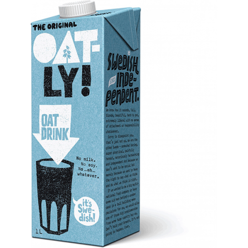 Oat Drink Enriched (calcium & vitamins) 1l