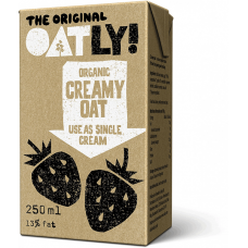 Oatly (dairy-free alternative to) Cream 250ml