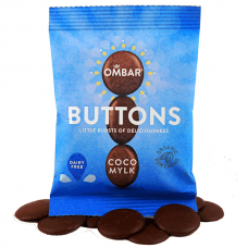 Buttons Coco Mylk Chocolate 58% 25g