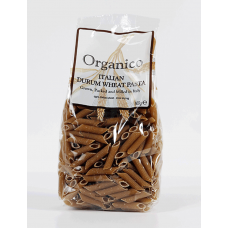 Wholewheat Penne (quill) 500g