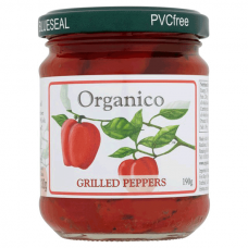 Peppers - grilled - in e.v. olive oil 190g