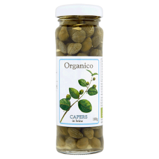 Capers in brine - small 100g
