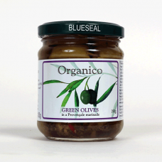 Provencale Pitted Olives - olive oil marinade 190g