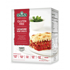Rice & Corn Lasagne Mini Sheets 200g