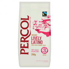 Lively Latino R&G Coffee - 3 200g