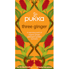 Three Ginger Tea 20bg