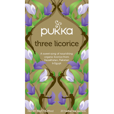 Three Licorice Tea 20bg