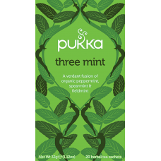Three Mint Tea 20bg