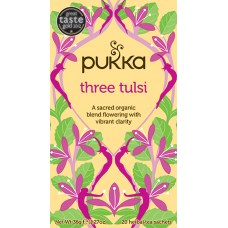 Three Tulsi Tea 20bg