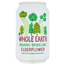 Elderflower - cans 330ml