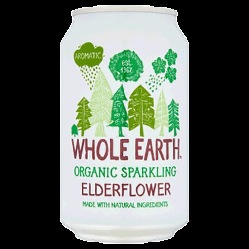 Elderflower - cans 330ml