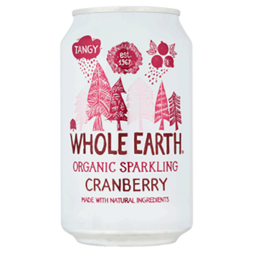 Cranberry - cans 330ml