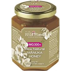 MG 300+ Manuka Honey (single jar) 340g