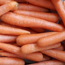Carrots Washed - 100g