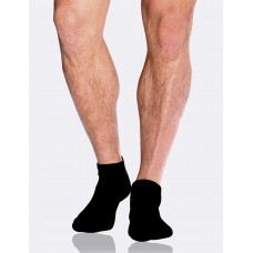 Mens Sport Ankle Sock black 6-11