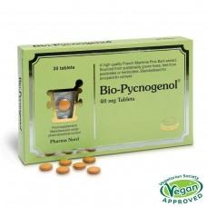 Bio-Pycnogenol 40mg 30 tabs
