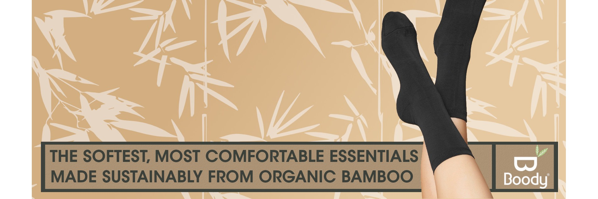 Boody - Essentials made sustainably from organic bamboo