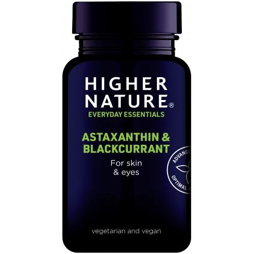 Astaxanthin & Blackcurrant 90 vegicap