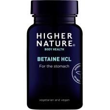 Betaine HCL 90 veg caps