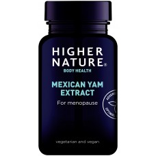 Mexican Yam Concentrated Extract 90 veg caps