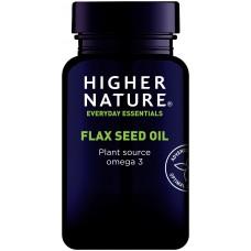 Flax Seed Oil Capsules 60 gel caps