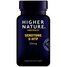 Serotone-5HTP 100mg 30 veg caps
