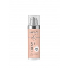 Tinted Moisturising Cream 3in1 Q10 Ivory Rose 00 New 30ml