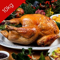 Organic Free Range Bronze Oven-Ready Turkey 10kg