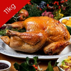Organic Free Range Bronze Oven-Ready Turkey 11kg