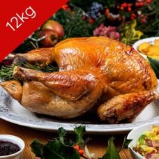 Organic Free Range Bronze Oven-Ready Turkey 12kg
