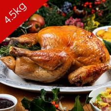 Organic Free Range Bronze Oven-Ready Turkey 4.5kg