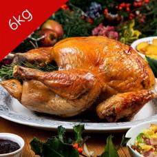Organic Free Range Bronze Oven-Ready Turkey 6kg