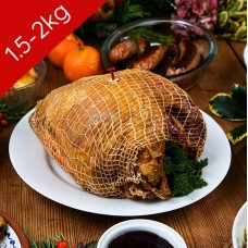 Organic Free Range Bronze Turkey Breast Roast 1.5-2 Kg