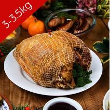 Organic Free Range Bronze Turkey Breast Roast 3-3.5Kg