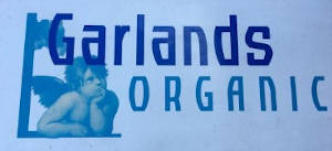 The Garlands logo in 2000